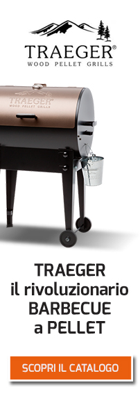 Traeger barbecue