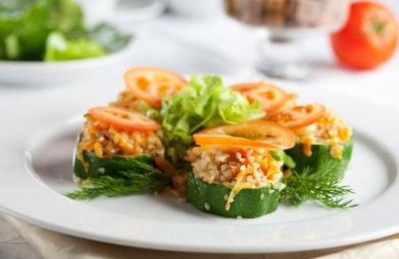 Corso di cucina vegetariana al bbq