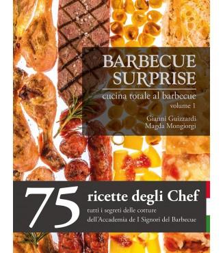 libro barbecue surprise volume 1