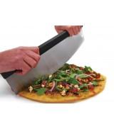 mezzaluna taglia pizza