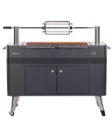 barbecue a carbone everdure hub™