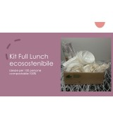 Kit Full Lunch ecosostenibile