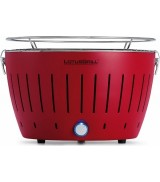 Lotus Grill small Rosso