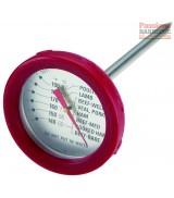 Termometro analogico per cottura barbecue