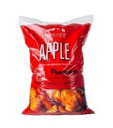 pellet traeger apple